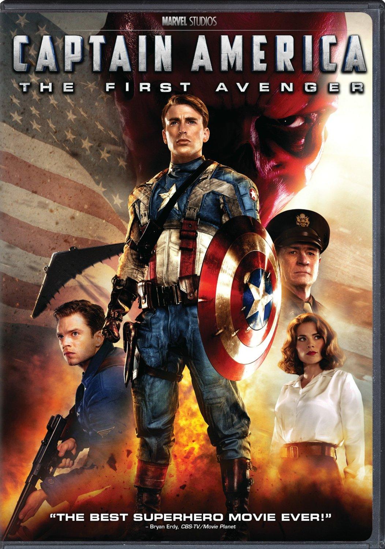 Captain america the first avenger 2011 - Captain America The First Avenger